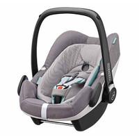 Maxi Cosi Pebble Plus i-Size Group 0+ Car Seat - Concrete Grey