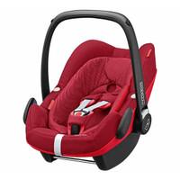 Maxi Cosi Pebble Plus i-Size Group 0+ Car Seat - Robin Red