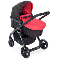 Chicco Urban Plus Travel System Package -Red Passion