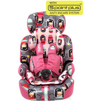Cosatto Zoomi 123 Car Seat - Kokeshi Smile