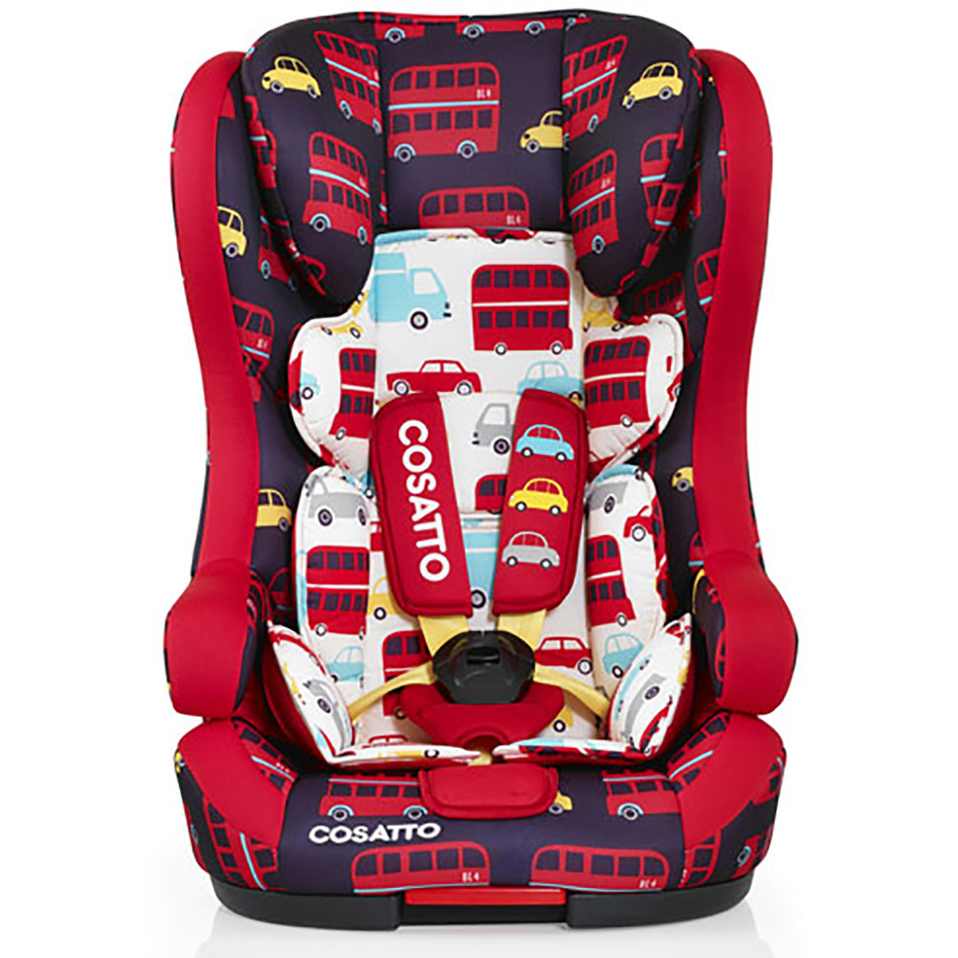 Cosatto Hubbub Isofix Car Seat - Hustle Bustle