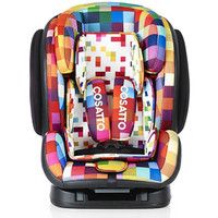 Cosatto Hug Isofix Group Car Seat - Pixelate