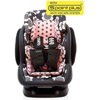 Cosatto Hug Isofix Group Car Seat - Daisy Dot