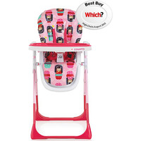 Cosatto Noodle Supa Highchair - Kokeshi Smile