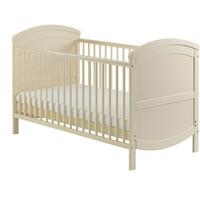 Baby Elegance Walt Cot Bed - Cream