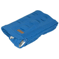 iCandy Bubble Blanket- Brilliant Blue