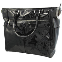 iCandy Verity Zip Tote Bag - Black