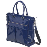 iCandy Verity Zip Tote Bag - Royal