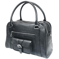 iCandy East West Bag Emilia - Black Leather