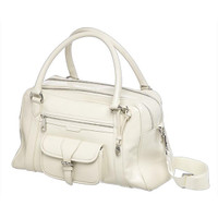 iCandy East West Bag Emilia - Ivory Leather
