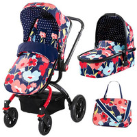 Cosatto Ooba Travel System - Proper Poppy