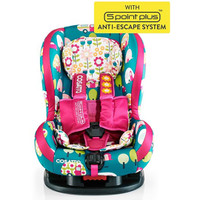 Cosatto Moova 2 Group 1 Car Seat - Happy Campers