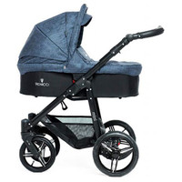 Venicci Pushchair - Denim Blue