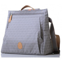 PacaPod Lewis Changing Bag - Dove Tile