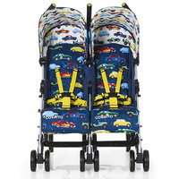 Cosatto Supa Dupa Go Stroller - Rev Up