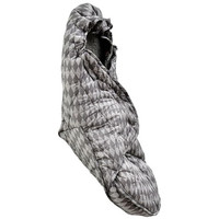 Lodger Bunker Footmuff Scandinavian Print - Coal