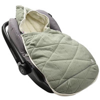 Lodger Mini Bunker Car Seat Footmuff - Forrest