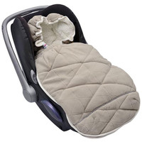 Lodger Mini Bunker Car Seat Footmuff - Vase