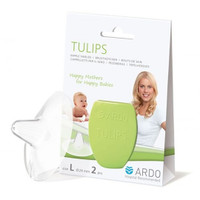 Ardo Tulips Nipple Shields - Large