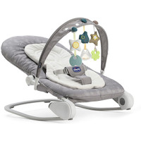 Chicco Hoopla Bouncer - Stone Grey
