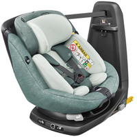 Maxi Cosi Axissfix Plus Car Seat - Nomad Green