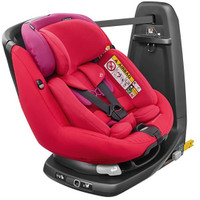 Maxi Cosi Axissfix Plus Car Seat - Red Orchid