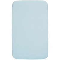 Chicco Crib Fitted Sheets 2 Pack - Sky Blue