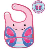 Skip*Hop Zoo Tuck Away Bibs - Butterfly