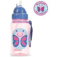 Skip*Hop Zoo Straw Bottles - Butterfly