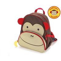 Skip*Hop Zoo Little Kid Backpacks- Monkey