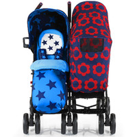 Cosatto To & Fro Duo Twin Stroller - Hotchpotch