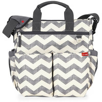 Skip*Hop Duo Signature Changing Bag - Chevron