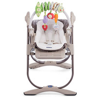 Chicco Polly Magic Highchair - Truffle