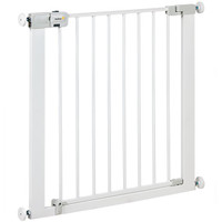 Safety 1st Simply Close Metal Gate - White