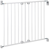 Safety 1st Wall Fix Extending Metal Gate - White