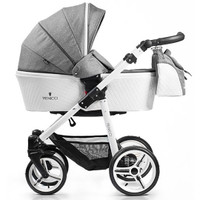 Venicci Special Edition Travel System - Pure Grey