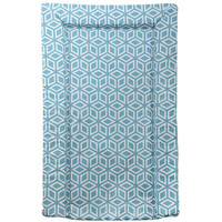 East Coast Diamond Changing Mat - Blue