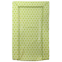 East Coast Diamond Changing Mat - Green
