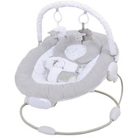 Silver Cloud Baby Bouncer - Counting Sheep
