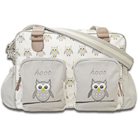 Cuddles Collection Hoot Hoot Changing Bag