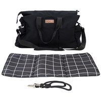 Mountain Buggy Duet Changing Bag - Black