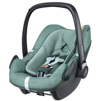 Maxi Cosi Pebble Plus i-Size Infant Car Seat - Nomad Green