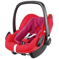 Maxi Cosi Pebble Plus i-Size Infant Car Seat - Red Orchid