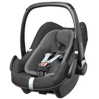 Maxi Cosi Pebble Plus i-Size Infant Car Seat - Black Diamond