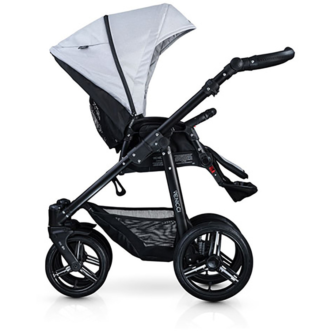 Venicci All In One Travel System - Light Grey