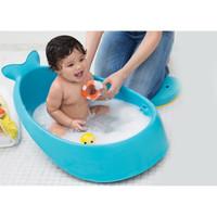 Skip*Hop Moby 3 Stage Bath Tub - Blue