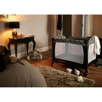 Izziwotnot Luxury Travel Cot - Royal Lace