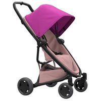 Quinny Zapp Flex Plus - Pink on Blush