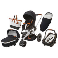 Quinny Moodd Rachel Zoe Travel System Package