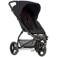 Mountain Buggy Mini Pushchair - Black